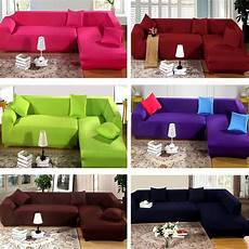 L Shaped Sofa Cover Slipcover 3d Image by Color Removable Stretch Sofa Slipcover Pillow