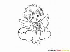 kostenlose ausmalbilder zum drucken engel