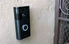 Blue Light On My Ring Doorbell Ring Video Doorbell Review This Gadget Makes Crooks Think
