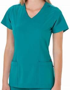 Simply Basic Scrubs Size Chart Jockey 2306 Classic Women S Mock Wrap Scrub Top For 29 99