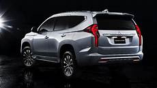 mitsubishi pajero sport 2020 mitsubishi pajero sport 2020 new look and added