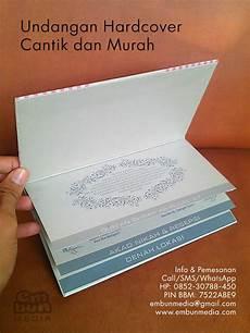 undangan hard cover murah dan cantik 171 cetak undangan