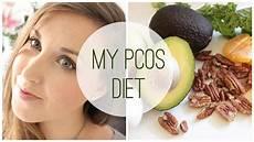 my pcos diet