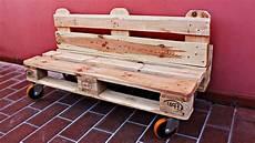 come costruire una panchina in legno pallet design panchina pallet fai da te diy