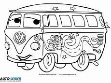 Malvorlagen Autos Vw Bulli Malvorlage Malvor