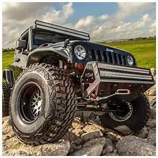 2017 Jeep Wrangler Unlimited Light Bar N Fab Light Bar Mounting Kit Fits Jeep Wrangler 2007 2017