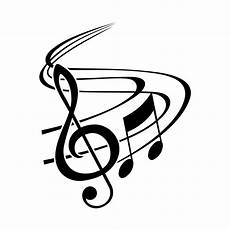 Clef Music Classic Music Notes With Treble Clef Graphics By