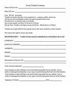 Vendor Registration Form Template Free 8 Sample Vendor Registration Forms In Ms Word Pdf