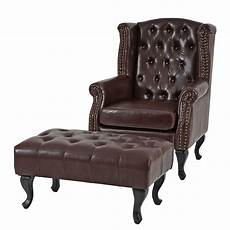 Sessel Oxford by Sessel Clubsessel Chesterfield Oxford Kunstleder Antik