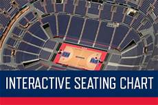 Washington Wizards Seating Chart With Rows Verizon Center Facts Washington Wizards