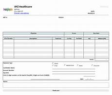 Accommodation Invoice Template House Rental Invoice Template In Excel Format Free