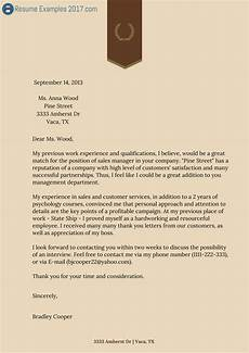 Example Of Cover Letter And Resume Finest Cover Letter Resume Examples Resume Examples 2019