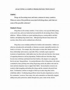 Problem And Solution Essay Examples Problem Solution Exercises 3 638 Jpg 638 215 826 Problem