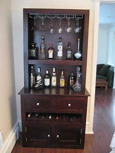 diy liquor cabinet ikea woodworking projects plans