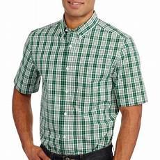 george sleeve shirts for george s sleeve poplin shirt walmart