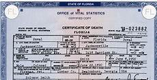 Death Certificate Print Out Beware Of The Death Certificate