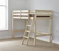 strictly beds and bunk high sleeper loft bunk bed 3ft