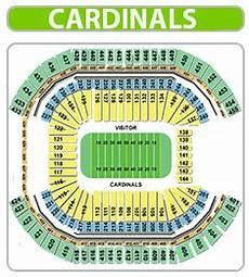 Cardinals Football Stadium Seating Chart Cardinals Vs Titans Tickets Glendale Arizona Lowest Prices