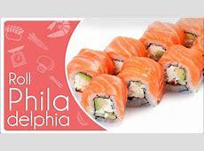 Sushi Philadelphia Roll   ???? ?????????? ???    Sushi