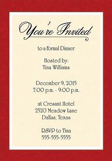 Invite To A Party Wording Examples Of Formal Invitation Cards Sparkling English