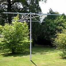 heavy duty 272 ft capacity outdoor parallel clothesline