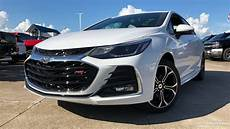 2019 chevy cruze 2019 chevrolet cruze rs 1 4l turbo review