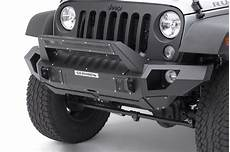 2017 Jeep Wrangler Unlimited Light Bar Go Rhino Front Bumper With Straight End Caps And Roadline