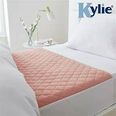 174 bed pads pink washable absorbent incontinence