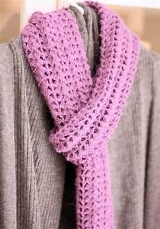 stitchst crocheted scarf free pattern