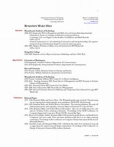 How Is A Cv Set Out How To Write A Resume Fotolip