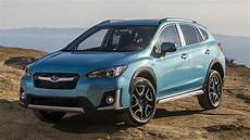 subaru xv 2019 review 2019 subaru crosstrek in hybrid consumer reports
