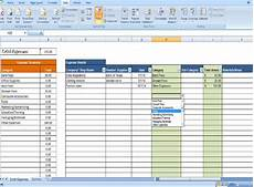 Expense Manager Excel Template Expense Tracking Template 18 Free Word Excel Pdf