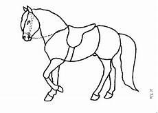 Malvorlagen Mit Pferd Ausmalbilder Pferde Bild Pferd Mit Sattel Ausmalbilder