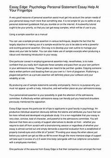 Writing A Psychology Essay Essay On Psychology Free Psychology Essay Paper 2019 01 28
