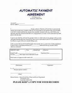 Free Payment Contract Template 5 Payment Agreement Templates Word Excel Pdf Formats