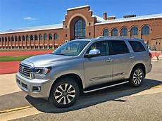 2019 Toyota Sequoia Review by 2019 Toyota Sequoia Limited Review Call It Experienced