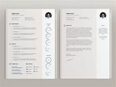 Resume Template Illustrator Free Creative Four Pages Resume Cv Template With Cover