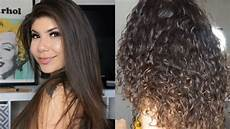 to curly hair tutorial