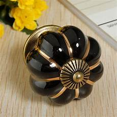 ceramic door knobs cabinet drawer cupboard locker kitchen