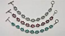 beadwork for beginners 3 easy bracelets great for beginners easy beading