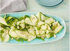 Zucchini Carpaccio : Recipes : Cooking Channel Recipe