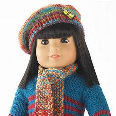 knit crochet accessories for 18 quot 46cm doll simplicity