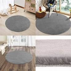 faux fur rug area rugs gray shaggy mat fluffy carpet