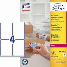 Avery Products Shipping Labels L7169 100 Avery