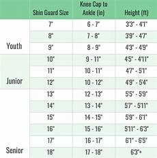 Shin Pads Size Chart How To Size Hockey Shin Guards