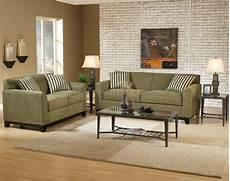 fabric casual modern living room sofa loveseat set