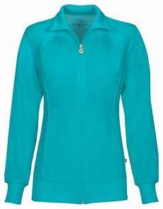 sleeve scrub jacket s workwear zip front warm up sleeve