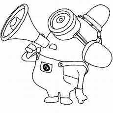 print minion coloring pages for to