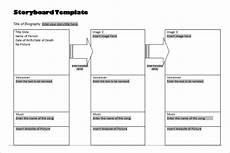 Storyboard Illustrator Template 70 Storyboard Templates Free Word Pdf Ppt Documents