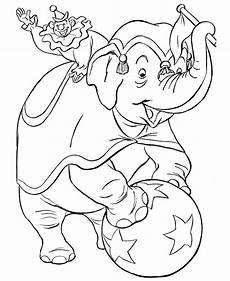 malvorlagen fur kinder ausmalbilder zirkus kostenlos